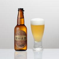 京都ビールと生麩1本